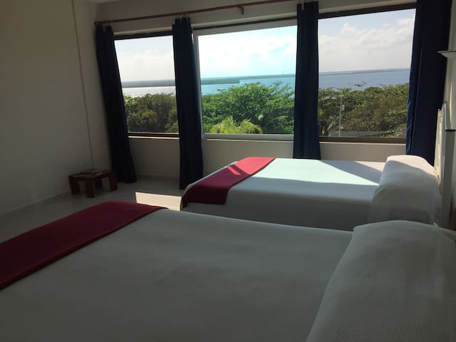 Beach suite, Amazing view - Cancún - Appartement
