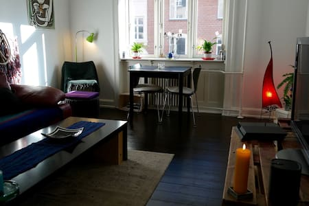 Cosy apartment in the heart of Copenhagen - København - Apartment