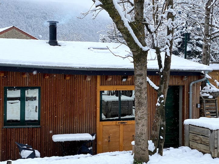 Studio coquet de montagne