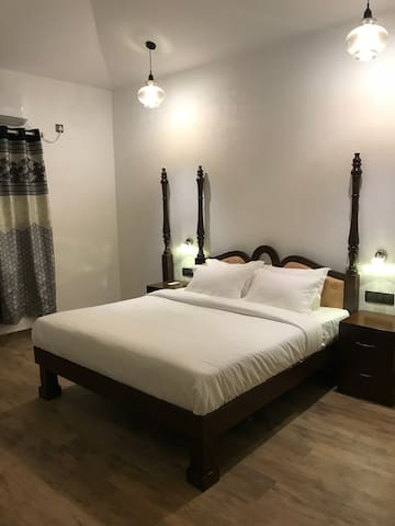 Deluxe Room on the beach , Baga