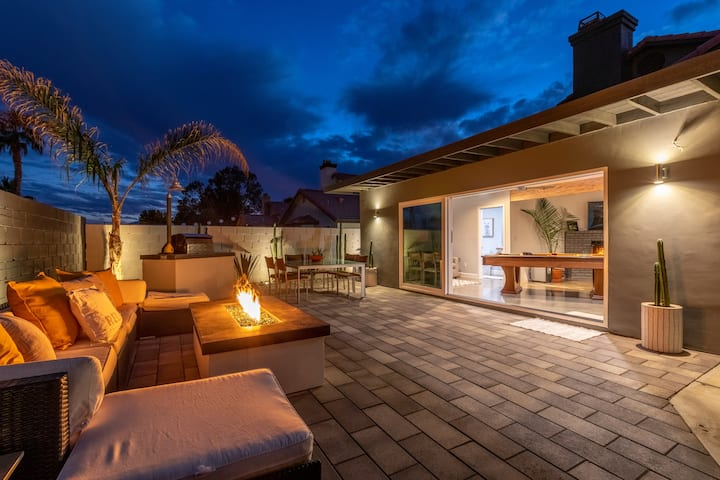 ¡Eclectic Lux Desert Paradise Getaway!