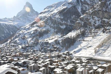 Zermatt - Studio 36m² - Superbe vue sur le Cervin. - Zermatt - Appartement