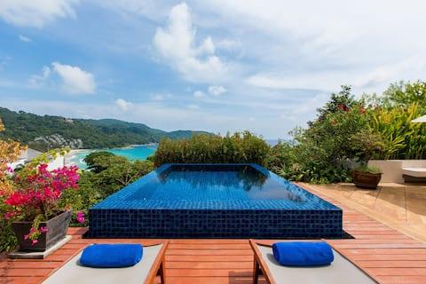 Kata gardens Luxury seaview penthouse 8C