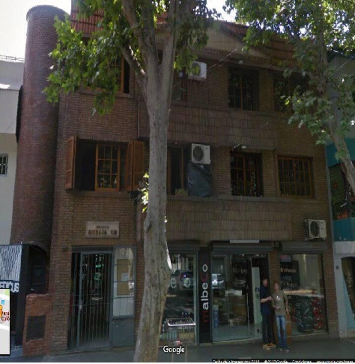 Hospedate en departamento en Ciudad de Mendoza