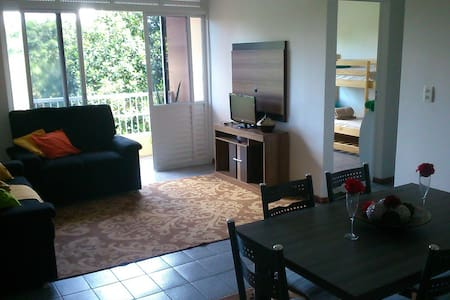 Apartamento Aprazível no Parque 10