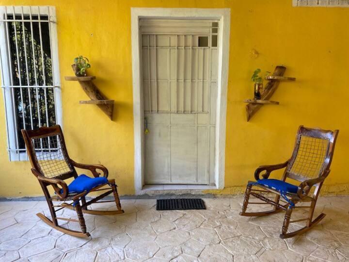 Habitación privada, con A/A en Tizimín. Yucatan.