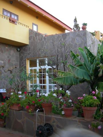 Precioso chalet en Valsequillo de Gran Canaria
