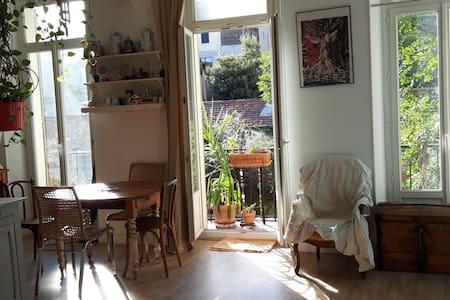 appartement spacieux au calme en centre ville