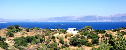 Kythira eco house with sea view