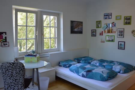Spacious room in beautiful country house - Apartament