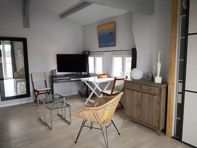 appartement cosy, Quartier La Hume Gujan M.