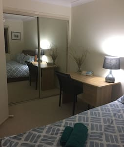 Private room/own bathroom - Southport