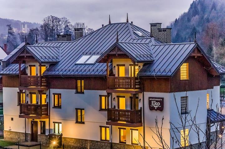 APARTAMENTY EKO - Szczawnica - Apartment