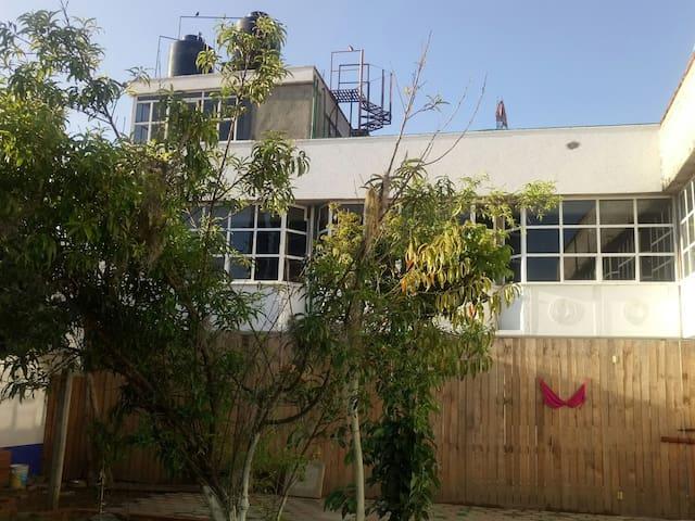 Cuartos con vista a la naturaleza - San Bartolo Coyotepec - Rumah