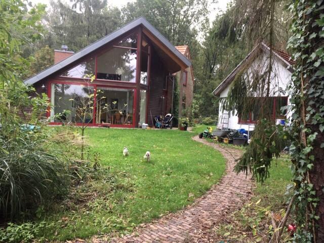 heerlijk, licht woonhuis midden in de Maasduinen