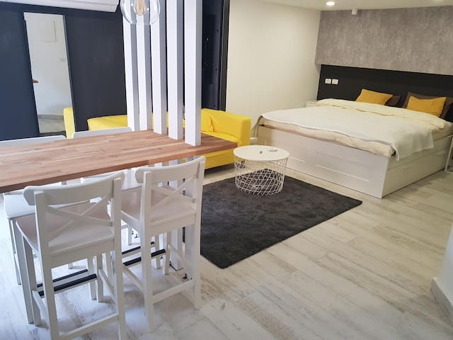 A new private apartment in Omer