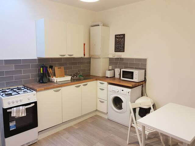 London Apartment with 2 rooms Stratford, Tube/DLR