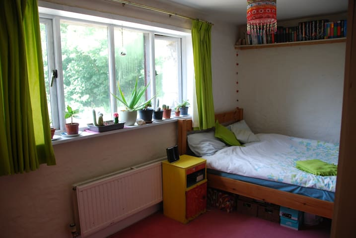 Bright Double Room near Penzance
