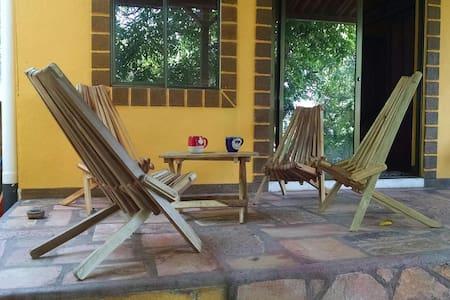 Marisol - Private 2 bedroom/kitchen/living area - Las Peñitas - (ไม่ทราบ)