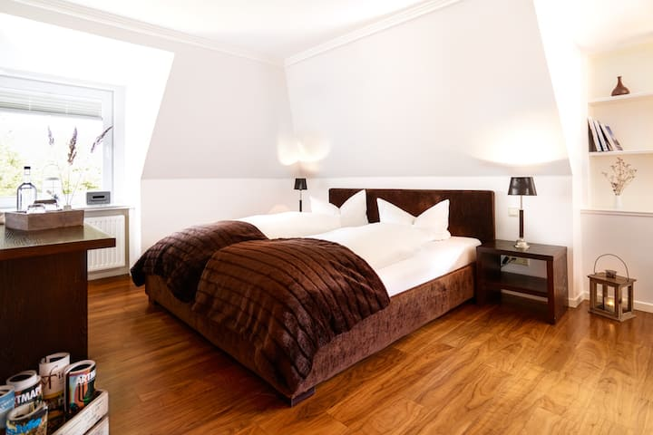 Doppelzimmer (09) - Long Island House Sylt