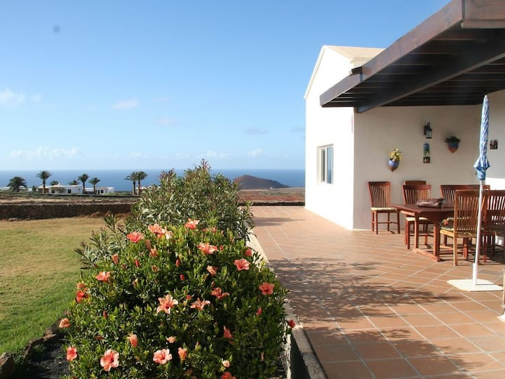 Villa in Tinajo, Lanzarote, Canary Islands