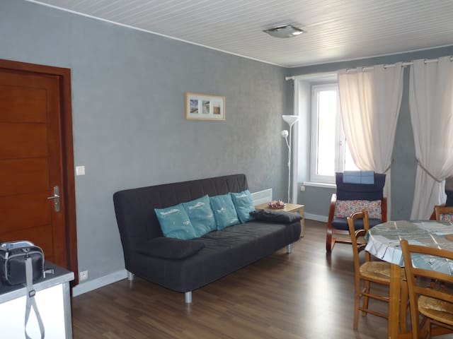 entre terre & mer - Plancoët - Lägenhet
