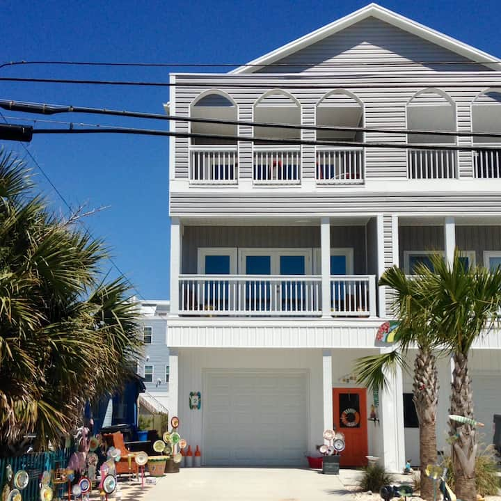 Wheelchair Accessible Beach Rental -Carolina Beach