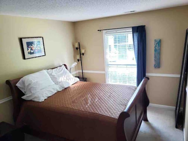 Guest Bedroom in N. Raleigh