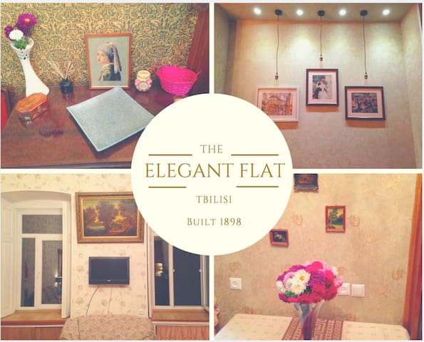 Elegant Sunny Flat. BEST VALUE in the old town - Tbilisi - Flat