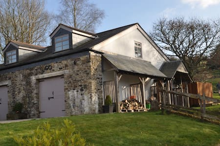 Annexe to private property in 16 acres - Cornwall - Apartamento