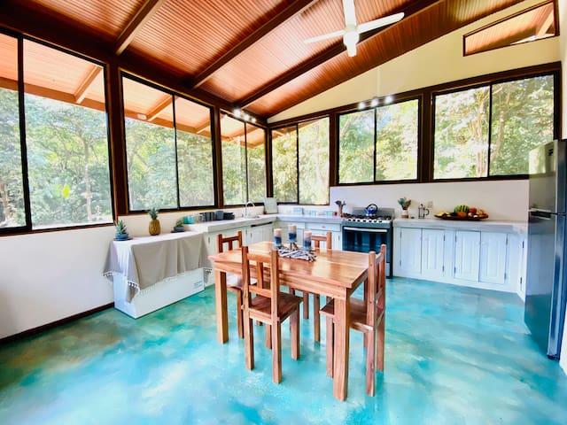 Casa Sirena: Jungle and Beach Retreat on the Osa