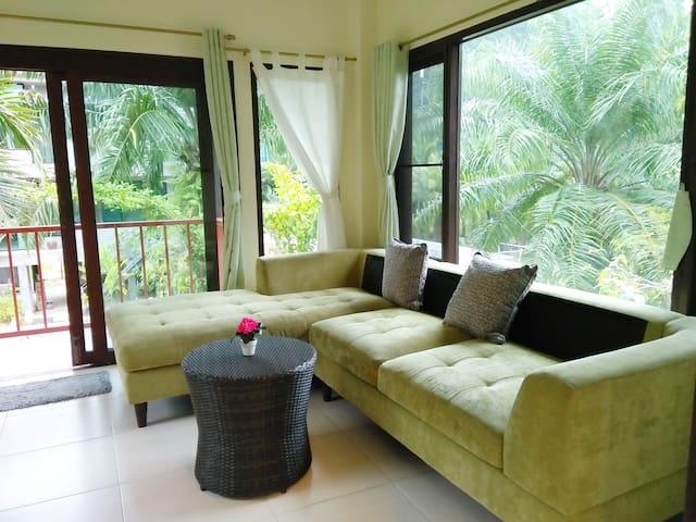 Krabi Green Hill Pool Villas05# 3 bedrooms