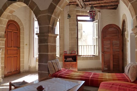 Un Dar privatisé, au coeur de la Medina - Essaouira
