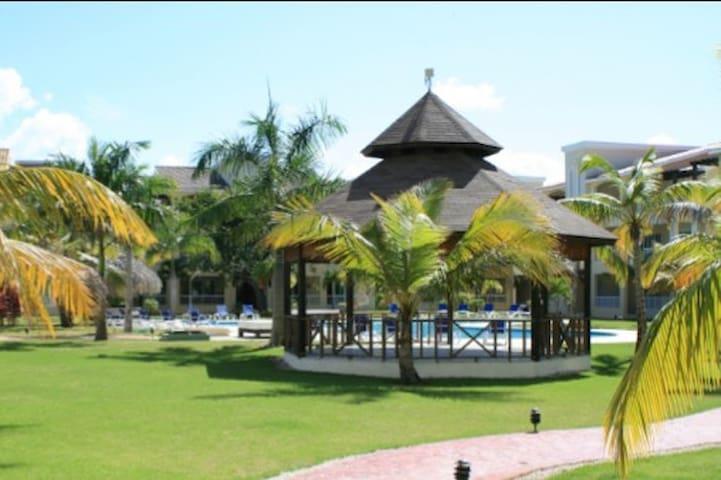 Grande chambre,sdb,belle résidence avec piscine - Punta Cana