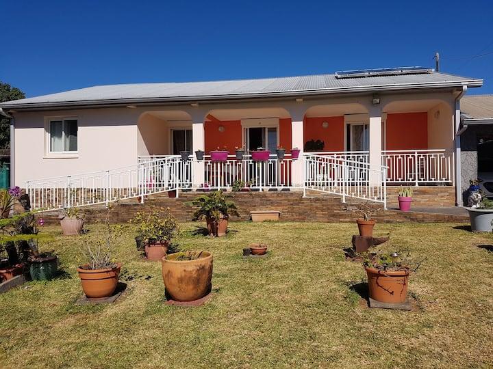Logement privatif dans villa de charme