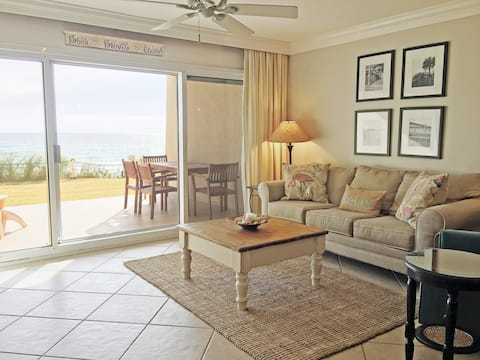 D102 - Beautiful 2BR/2BA On the Beach!