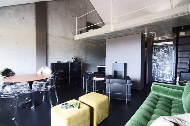 Designer Loft im Schwarzwald