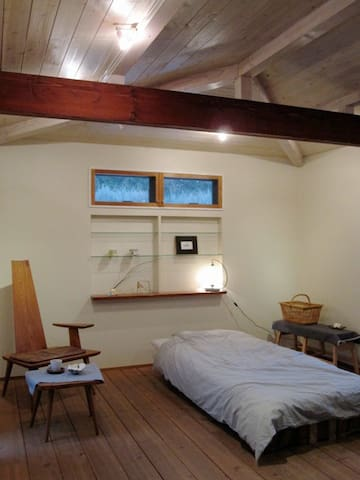 Nara : Tea farm colony / Homestay / WiFi - Nara