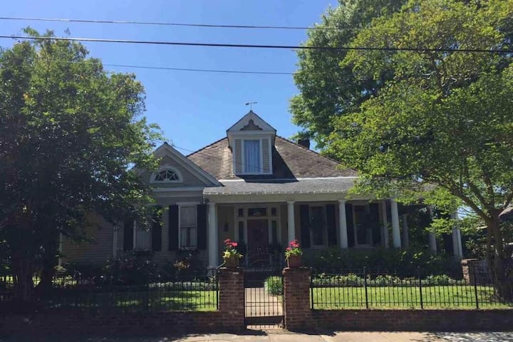 Spacious, Beautiful 5 BR Downtown House Sleeps 12