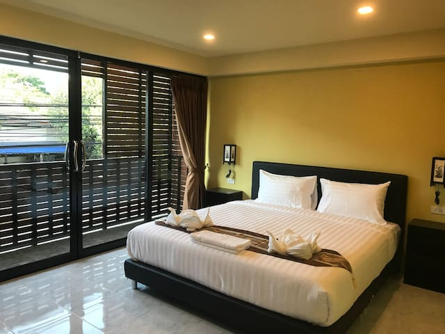 The Shore Samui Economy Room