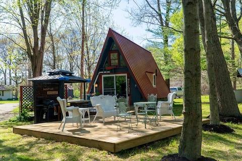 강의 초소형 주택