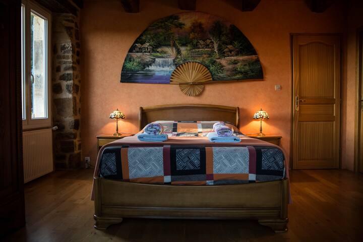 Maison typique pour 15 personnes au coeur du Tarn