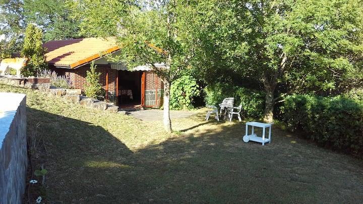 Casa privada en entorno natural