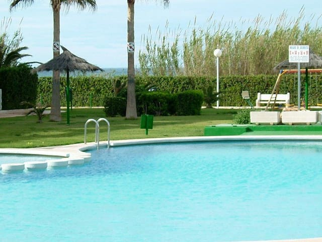 Cozy apartment with direct access to the beach - Dénia - Pis