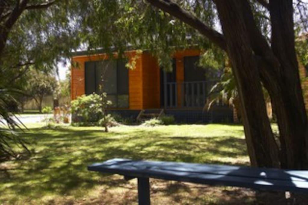 Comfy 3 Bedroom Park home