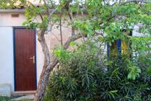 Habitación del jardín