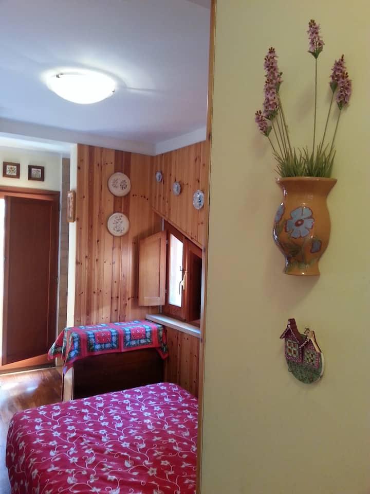 Mini appartamento Monte Cagno