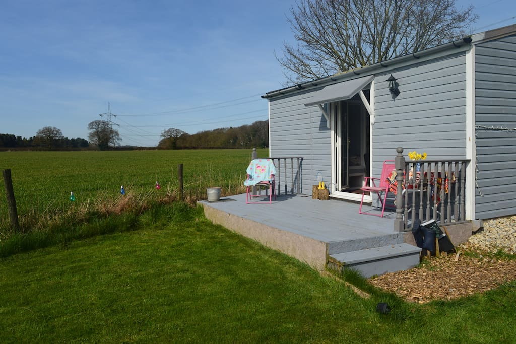 Elizabeth 39 s glamping lodge holiday home cabins for for Log cabins for sale north yorkshire