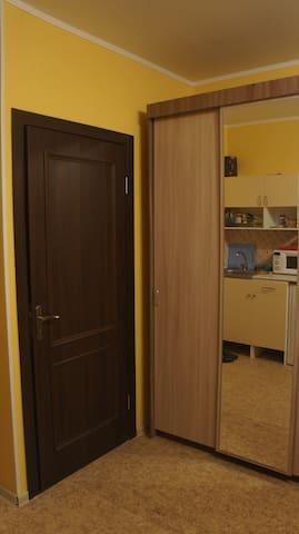 Уютная студия в зеленом районе - Moskva - Apartment