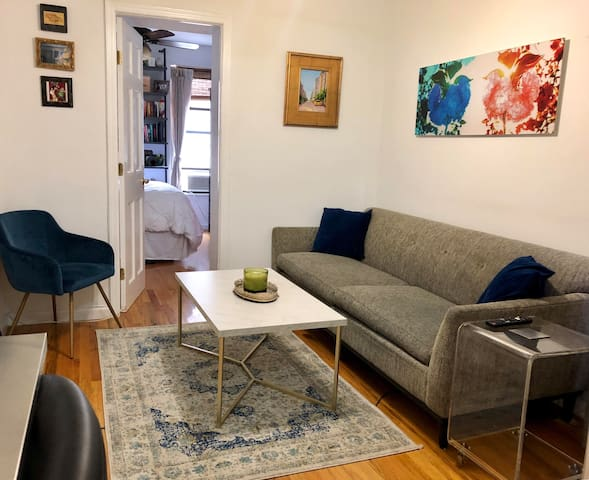 Cozy 1BR Apartment in East Village